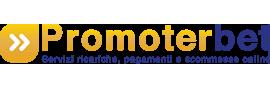 Promoterbet - servizi di ricariche e pagamenti